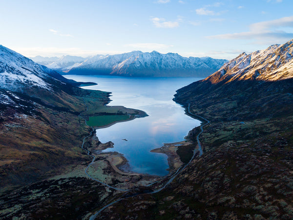 The Neck- Lake Hawea