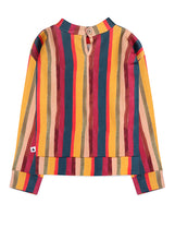 Load image into Gallery viewer, Fall Stripe Sweater
