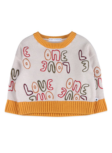 ONE LOVE Sweater