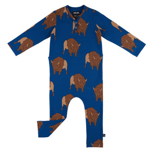Blue Bison Jumpsuit