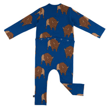 Load image into Gallery viewer, Blue Bison Jumpsuit