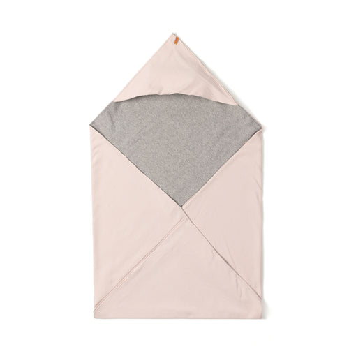 Baby Wrap - Old Pink/Grey