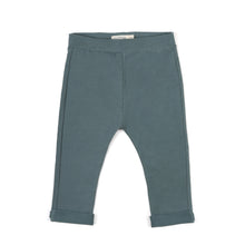 Load image into Gallery viewer, Basic Jersey Pant - Balsam Blue