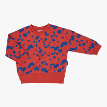 Load image into Gallery viewer, Red Dalmation Sweater