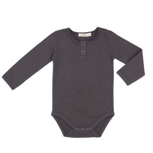 Body Longsleeve - Graphite