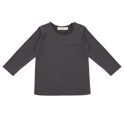 Pocket Tee - Graphite