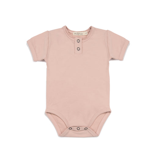 Body Shortsleeve - Blush