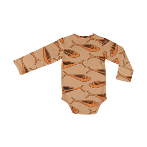 Gold Fish Bodysuit