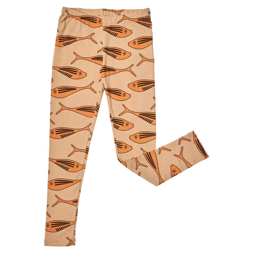 Gold Fish Legging