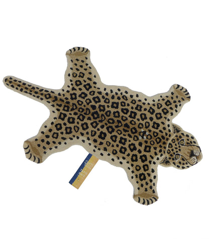 Loony Leopard Rug - Large
