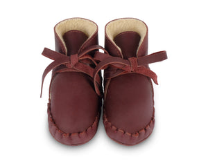 Pina Lining Burgundy Classic Leather