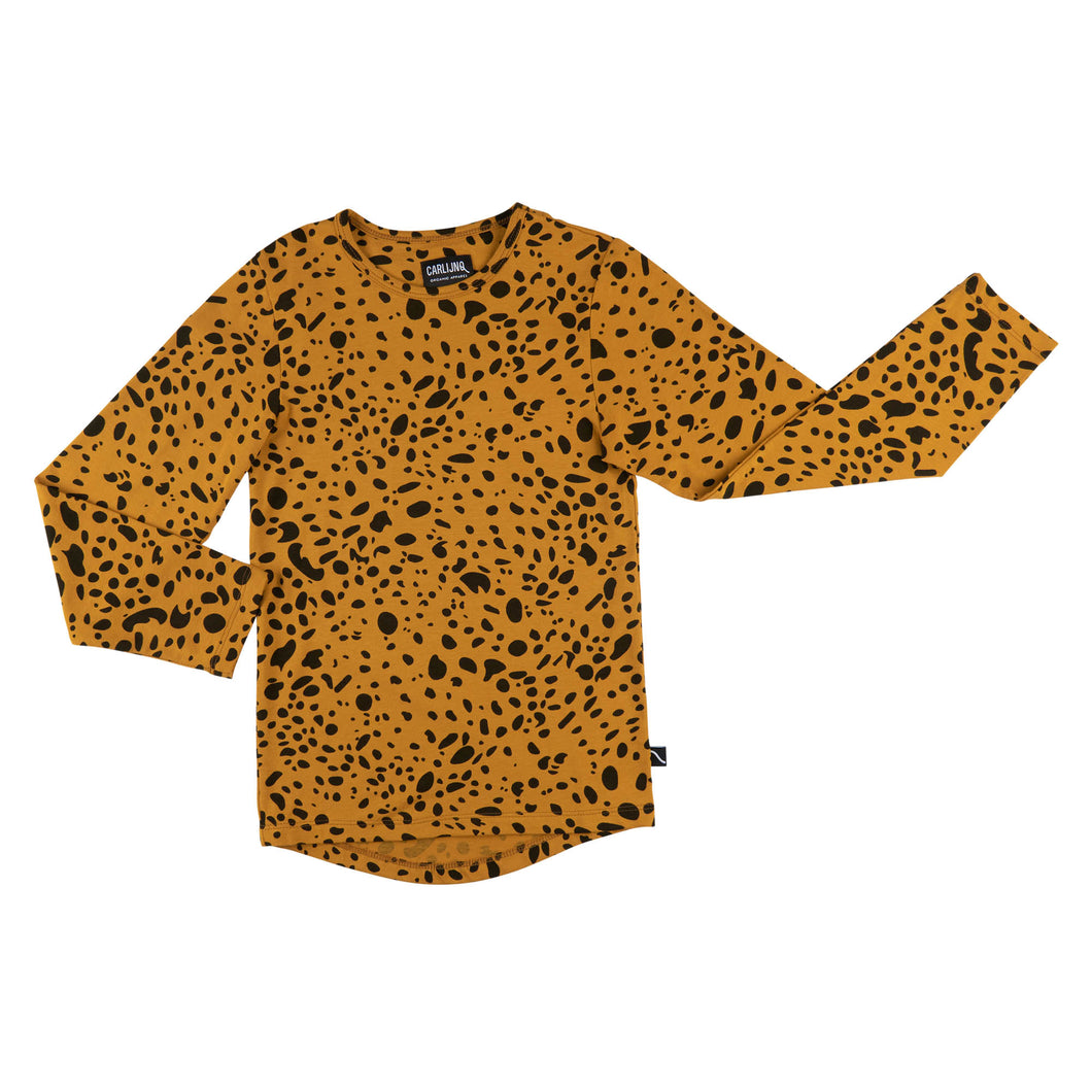 Spotted Long Sleeve Tee