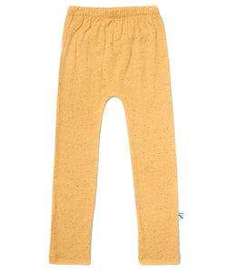 Basics Organic Legging - Yellow