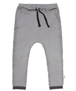 Grey Denim Pant