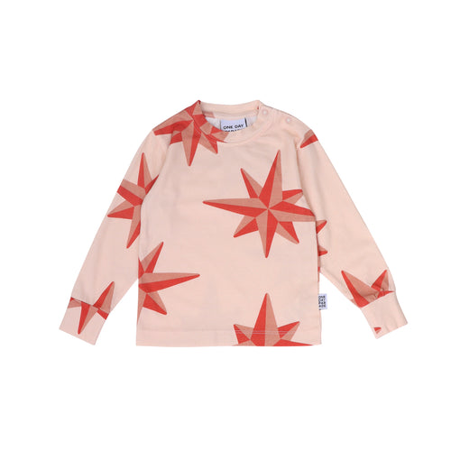 Red Compass Longsleeve