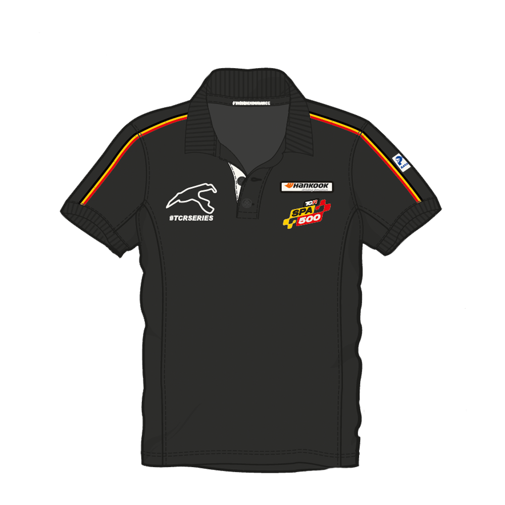 TCR Spa 500 Polo men
