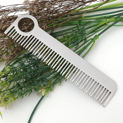 Stainless Steel Tactical Comb