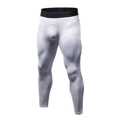 Men's Compression Tights Skinny Pants