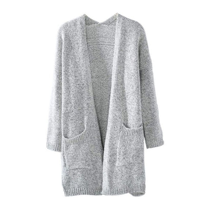 2018 Stylish Wool Winter Cardigan