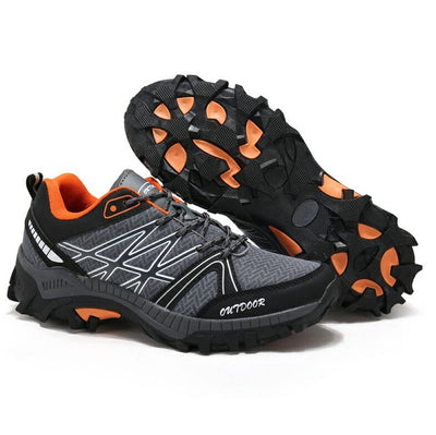 Anti-Slip Breathable Lace-Up Shoes