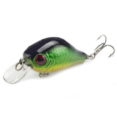 Floating Tackle Crank Fishing Lure