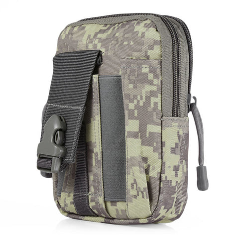 Belt Loops Waist Camping Bag