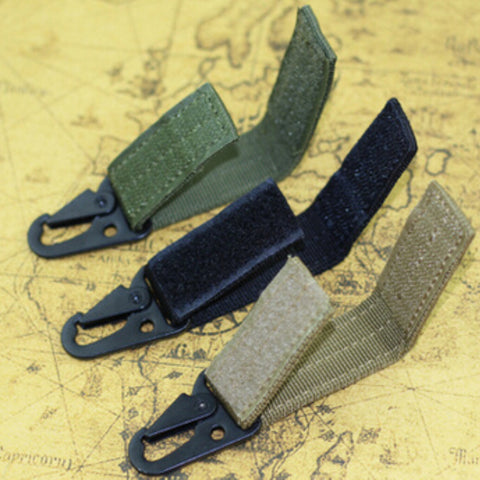 Tactical Belt Hiking Equipment