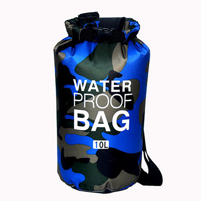 Camouflage Portable Rafting Diving Dry Bag