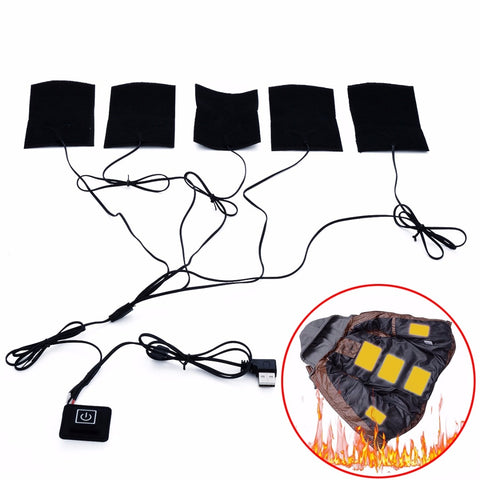 1 Set KEEP WARM Electric Heating Pads