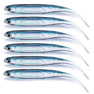 Jig Head Soft Fishing Lure