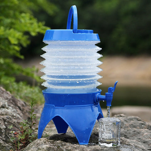 Portable Collapsible Camping Water