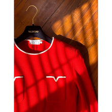 Load image into Gallery viewer, Valentino wool top