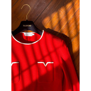 Valentino wool top