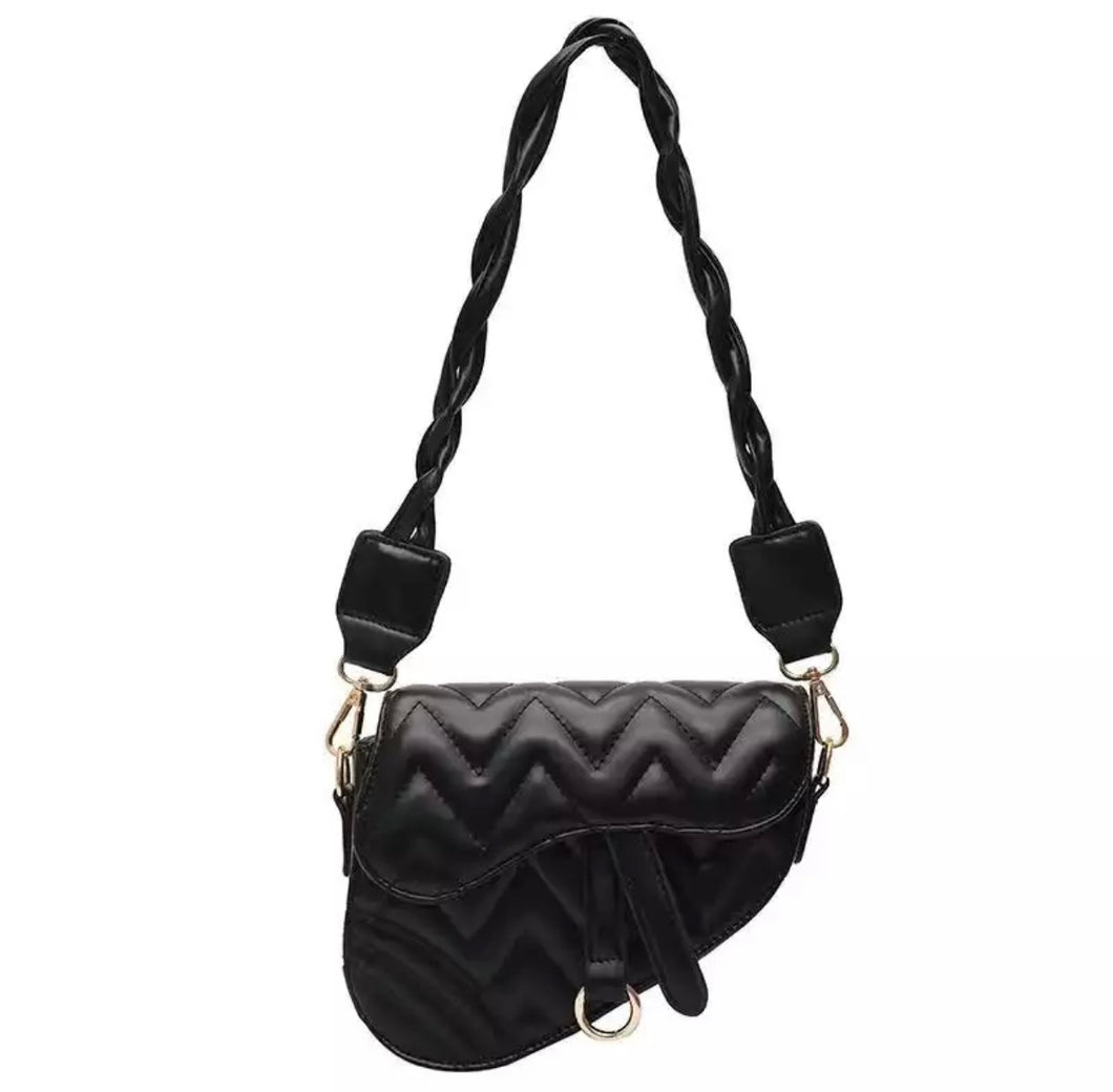 Larsa Saddle Bag