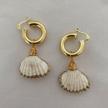 Load image into Gallery viewer, Shell Tropez Earrings