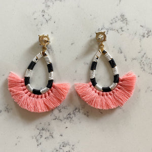 Holbox earrings