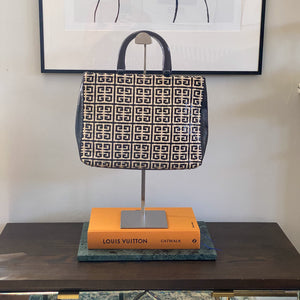Givenchy leather weave bag
