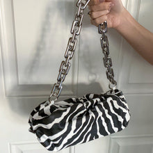 Load image into Gallery viewer, Nancy zebra bag