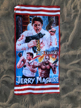 Ghana Jerry Maguire Beach Towel!