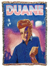 DUANE THROW BLANKET