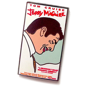 Jerry Lapel Pin