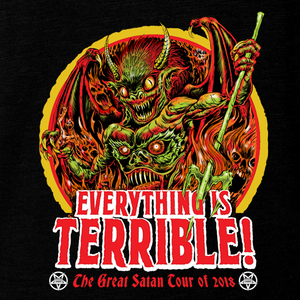 Great Satan Tour Shirt