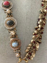 Load image into Gallery viewer, Wanderlust Secret Keeper Necklace No3