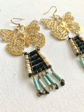 Load image into Gallery viewer, Wanderlust Butterfly Earrings