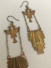 Load image into Gallery viewer, Wanderlust Phoenix Earrings
