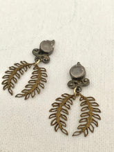 Load image into Gallery viewer, Wanderlust Branch Earrings