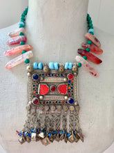 Load image into Gallery viewer, Wanderlust Statement Necklace