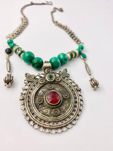 Load image into Gallery viewer, Wanderlust Statement Necklace No2