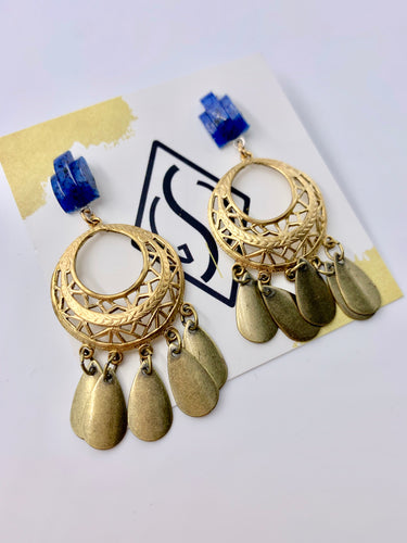Wanderlust Gypsy Earrings