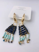 Load image into Gallery viewer, Boho Dangle  Earrings no2
